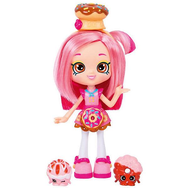"Мини-кукла Moose Shopkins Shoppies ""Кулинарный клуб"" Донатина, 13 см"