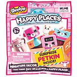 """Фигурка Moose Shopkins """"Счастливые места"""" Petkins (в закрытом пакете)"""