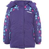 Куртка-парка Ma-Zi-Ma для девочки