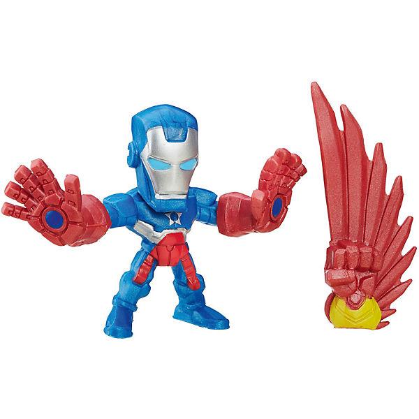 """Микро-фигурка Hasbro Marvel """"Super Hero Mashers"""", Железный Патриот 5 см"""