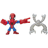 "Микро-фигурка Hasbro Marvel ""Super Hero Mashers"", Человек-Паук 5 см"