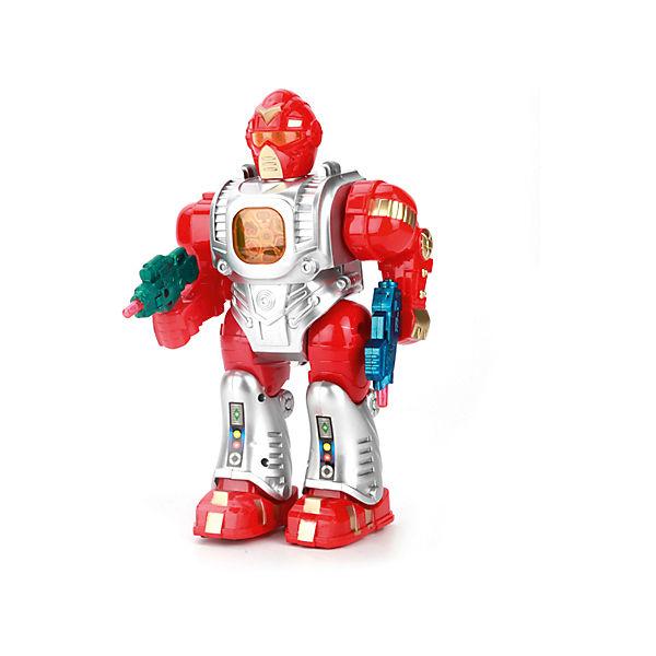 """Интерактивный игрушка Играем вместе """"Супер Робот"""" (свет, звук, движение)"""