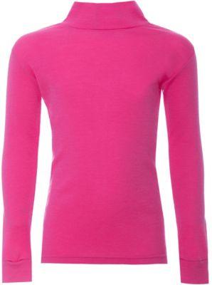 Водолазка Norveg для девочки - розовый