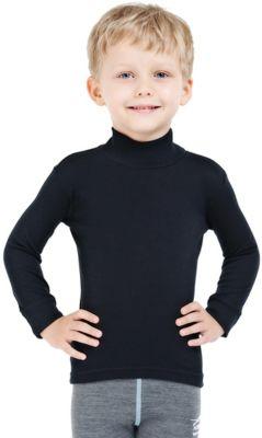 Водолазка Norveg для мальчика - черный