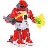 Робот на радиоуправлении Yako Toys, красный (свет, звук, движение)