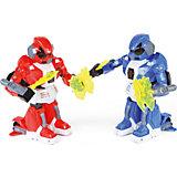 Роботы на радиоуправлении Yako Toys, красный/синий (свет, звук, движение)