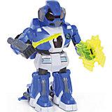 Робот на радиоуправлении Yako Toys, синий (свет, звук, движение)