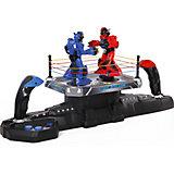Роботы на радиоуправлении Yako Toys, Бой на арене (красный/синий)