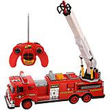 """Радиоуправляемая машинка Yako Toys """"Пожарная"""" Fire Engine"""