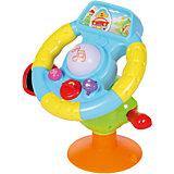 """Интерактивная игрушка Huile Toys """"Руль музыкальный"""", большой"""