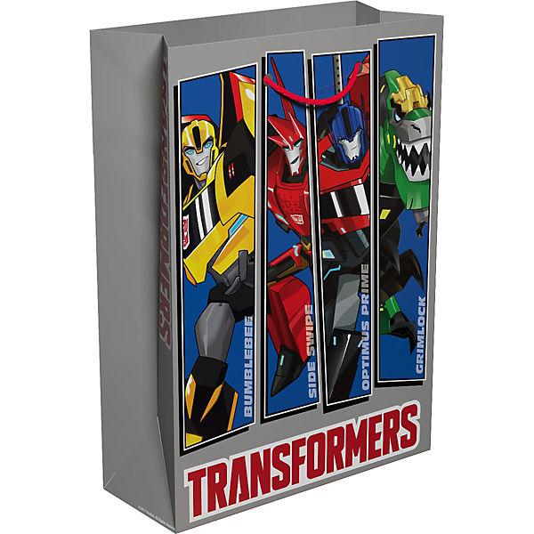 """Подарочный пакет Росмэн """"Transformers"""""""