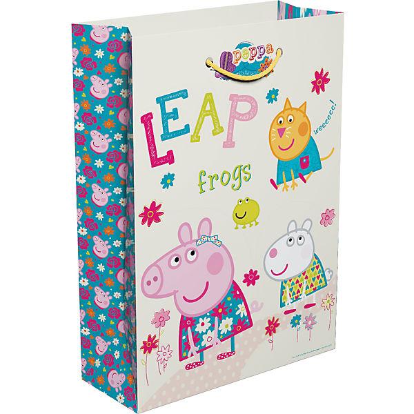"""Подарочный пакет Росмэн """"Peppa Pig. Весна Пеппы"""""""