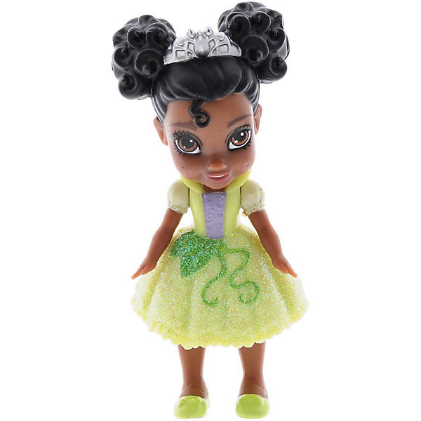 Мини-кукла Принцесса Диснея малышка - Тиана, 7.5 см
