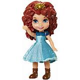 Мини-кукла Принцесса Диснея малышка - Мерида, 7.5 см