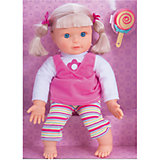"""Интерактиная кукла Mary Poppins """"Алена. Я учу части тела"""", 36 см звук"""