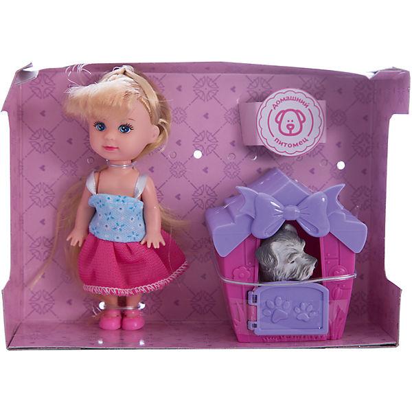 """Набор с куклой Mary Poppins """"Кукла Мегги. Дом для питомца"""""""