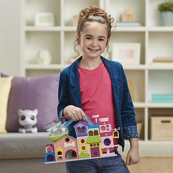 """Игровой набор Hasbro Littlest Pet Shop """"Апартаменты для петов"""""""