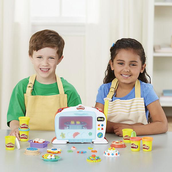 "Набор пластилина Hasbro Play-Doh ""Чудо печь"""