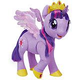 "Интерактивная игрушка Hasbro My little Pony ""Сияние"", Твайлат Спаркл (Искорка)"