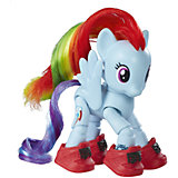 "Игровой набор Hasbro My little Pony ""Пони с артикуляцией"", Рейнбоу Дэш"