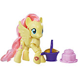 "Игровой набор Hasbro My little Pony ""Пони с артикуляцией"", Флатершай"