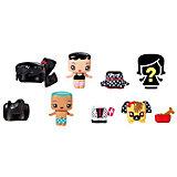 Набор из 3-х фигурок, My Mini MixieQ's, Mattel