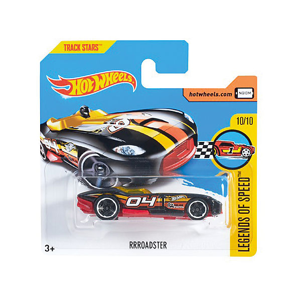 Базовая машинка Mattel Hot Wheels, Rrroadster