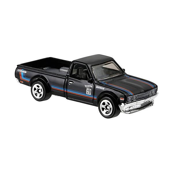 Базовая машинка Mattel Hot Wheels, Datsun 620 (черная)