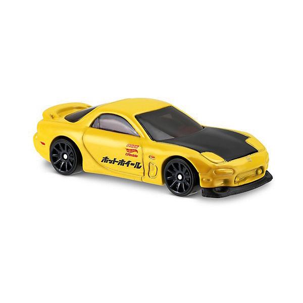 Базовая машинка Mattel Hot Wheels, 95 Mazda RX-7