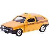 Коллекционная машинка Autotime Lada 2108 Такси, 1:36