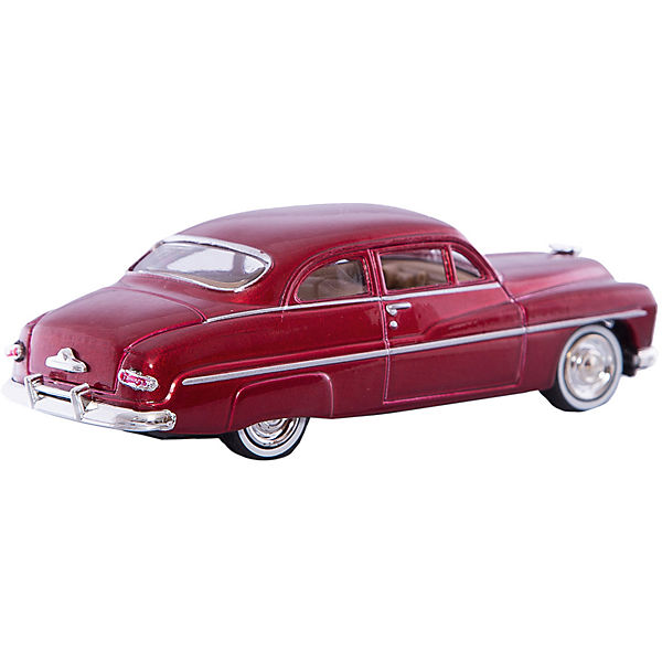 Коллекционная машинка Autotime Mercury Coupe' 49, 1:43