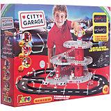"Игровой набор Faro ""Гараж"" 3 уровня, 35 см"