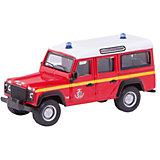 Коллекционная машинка Bburago Land Rover Defender 110, 1:50