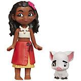 Маленькая кукла Моана, Hasbro