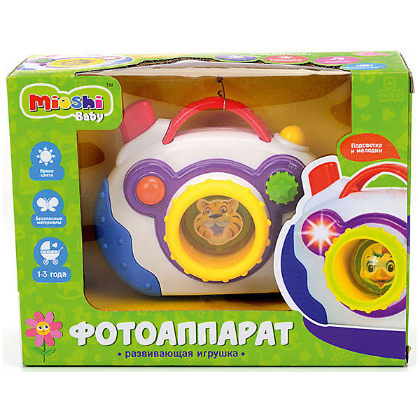"Развивающая игрушка Mioshi ""Фотоаппарат"""