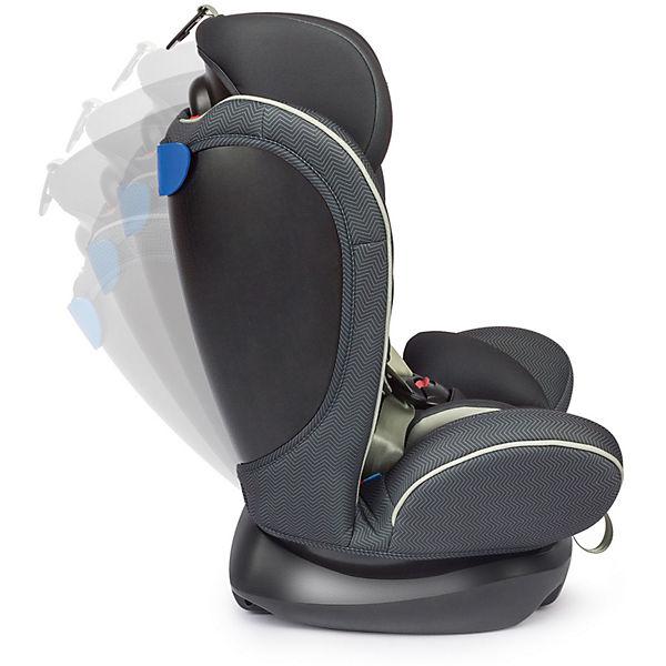 Автокресло Happy Baby Spector, 0-36 кг, серый