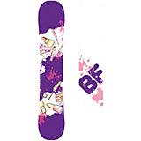 "Сноуборд BF snowboards ""Special Lady lipstick"", 142 см"