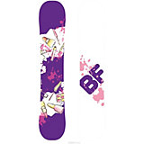 "Сноуборд BF snowboards ""Special Lady lipstick"", 138 см"