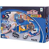 """Парковка Shantou Gepai """"Полицейская станция"""" 2 уровня + 1 машина"""
