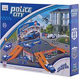 """Парковка Shantou Gepai """"Полицейская станция"""" + 2 машины"""