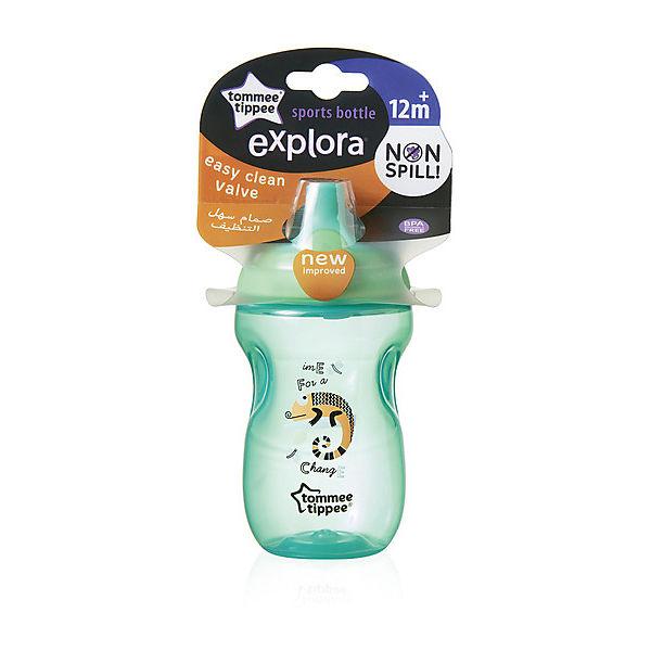 "Бутылочка для кормления Tommee Tippee ""Explora"" Sports 360 мл, зеленая"