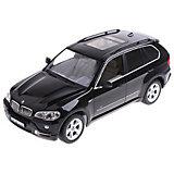 """Радиоуправляемая машина Rastar """"BMW X5"""", 1:14 (черная)"""