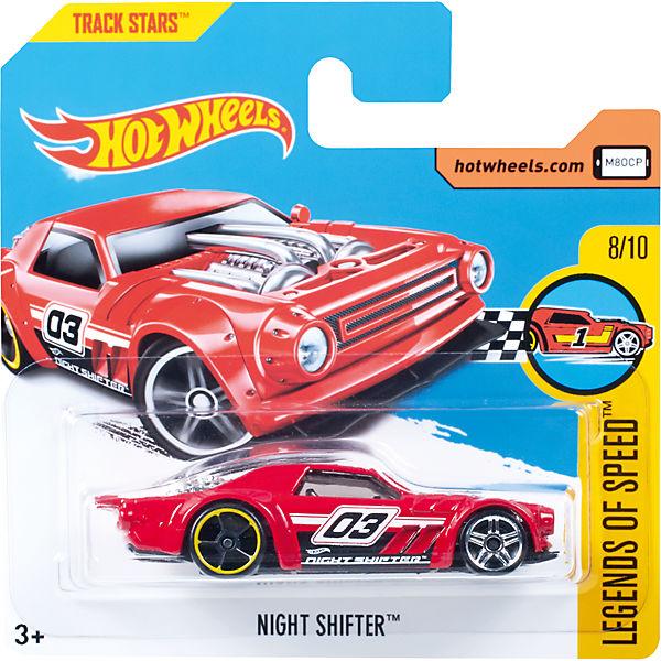 Базовая машинка Hot Wheels, Night Shifter