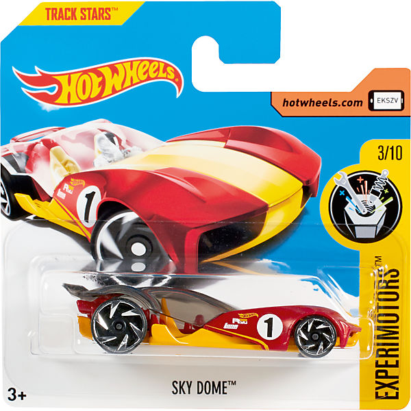 Базовая машинка Hot Wheels, Sky Dome
