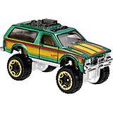 Базовая машинка Hot Wheels, Chevy Blazer 4x4