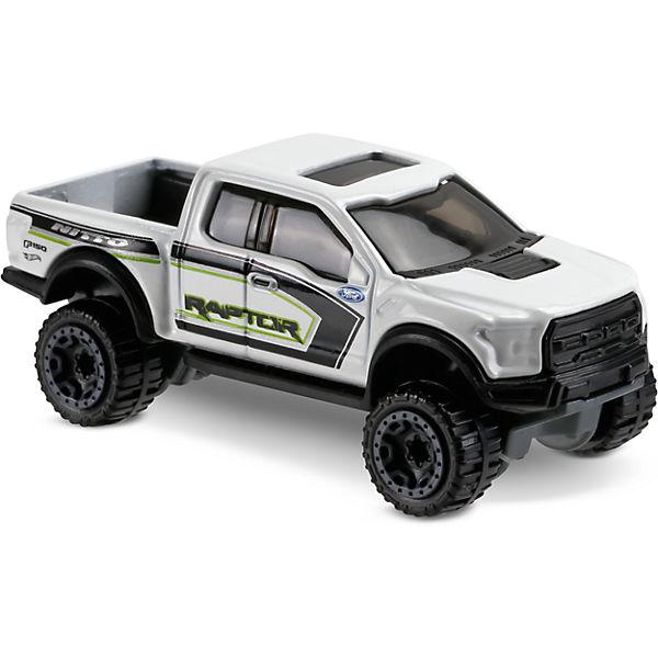 Базовая машинка Hot Wheels, 17 Ford F-150 Raptor
