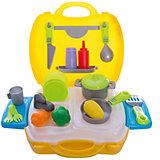 Игровой набор EstaBella Kitchen в чемоданчике
