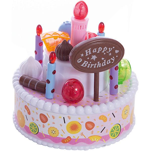 """Тортик EstaBella """"С днем рождения!"""""""