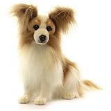 """Мягкая игрушка Hansa """"Собака породы папийон"""", 41 см"""