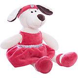 Собака в платье с повязкой, 16см